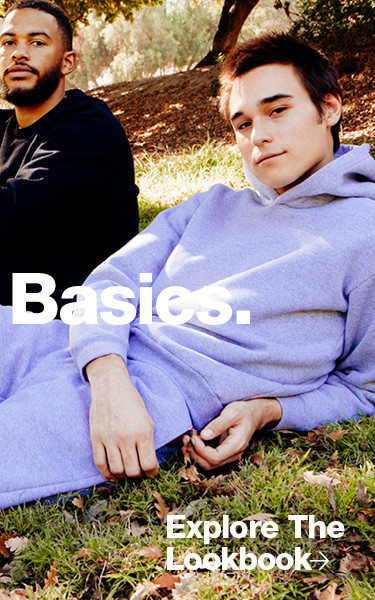 Men's Do it in Basics