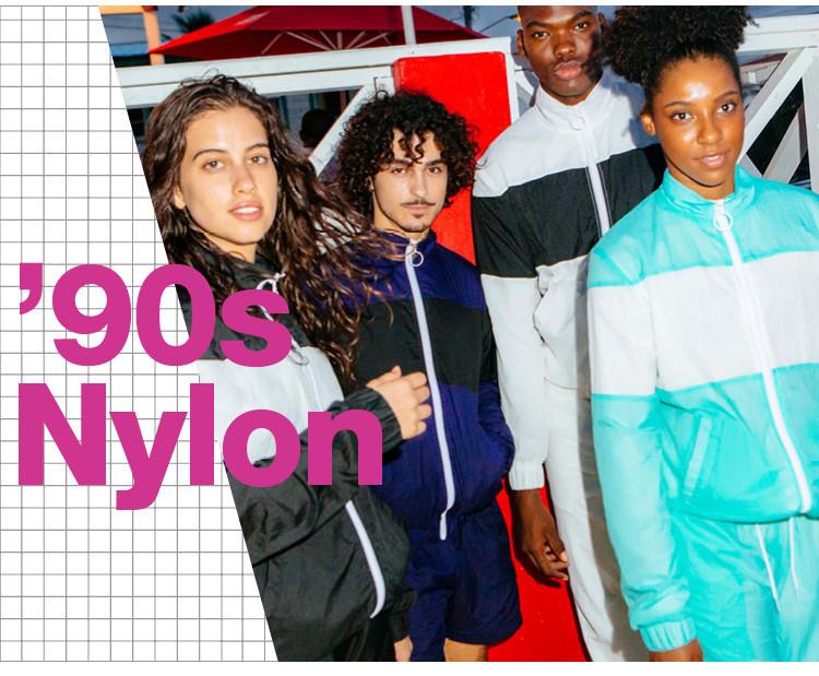 90's Nylon