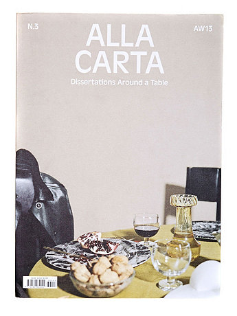Alla Carta Magazine - Issue 3