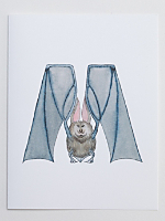 A to Zoo Alphabet Greeting Cards