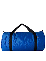 Nylon Pack Cloth Weekender Duffle Bag