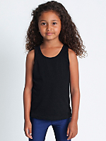 Kids Poly-Cotton Tank