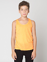 Youth Poly-Cotton Tank