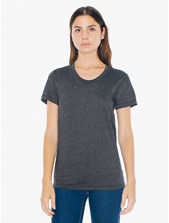 Fine Jersey Short Sleeve Women's T-Shirt | American Apparel