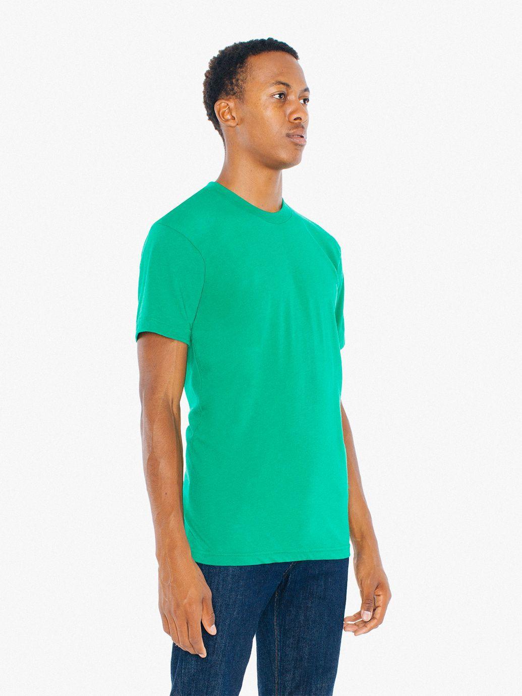 50/50 Crewneck T-Shirt | American Apparel