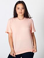 Unisex Poly-Cotton Short Sleeve Crew Neck