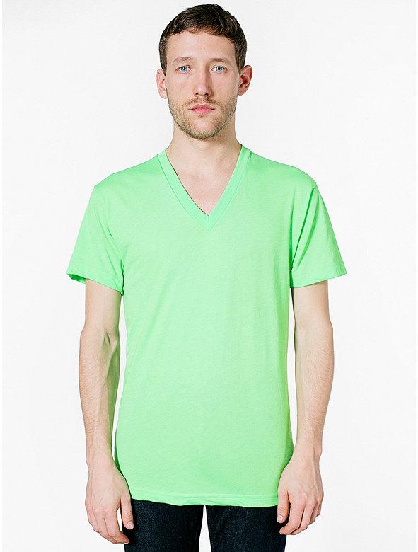 50/50 V-Neck T-Shirt
