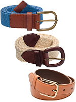 Belt Variety(3-Pack)