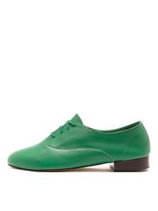Bobby Leather Lace-Up Shoe