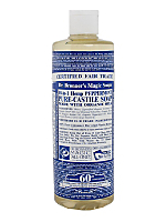 Dr. Bronner's Magic Liquid Soap - 16oz