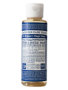 Dr. Bronner's Magic Liquid Soap - 8oz