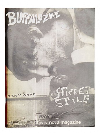 Buffalo Zine Magazine - Issue 2
