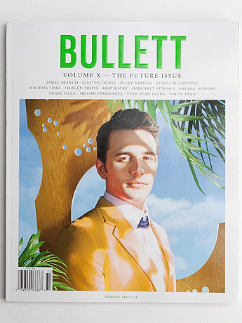 Bullett Magazine - Volume X