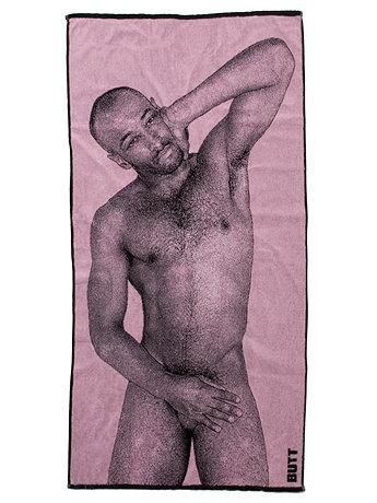BUTT Magazine Towel