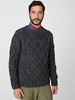 Cable Knit Canadian Sweater