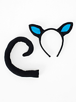 Cat Costume Accessory Set
