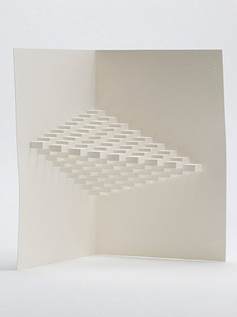 Masahiro Chatani Pop-Up Greeting Card