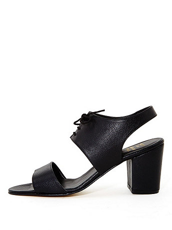 Cleo Cut-Out Heel