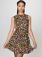 California Select Originals Cut-Out School Girl Dress