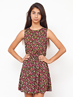 California Select Originals Cut-Out School Girl Dress