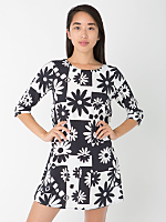 California Select Originals Graphic Daisy Tent Dress