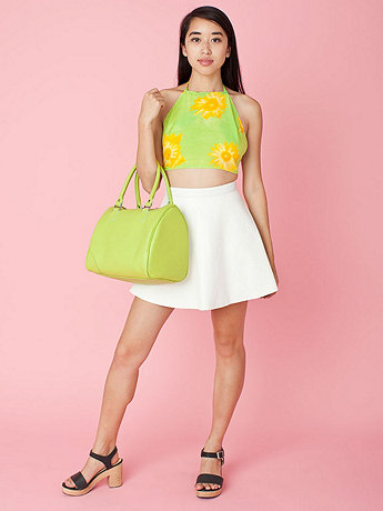 California Select Originals Acid Daisy Top