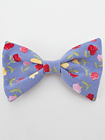 California Select Originals Floral Bow Hair Clip
