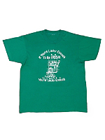 Vintage If You're Lucky Enough To Be Irish T-shirt