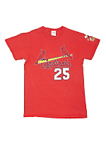 Vintage St. Louis Cardinals Mark McGwire T-shirt