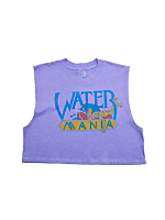 Vintage Watermania Cropped Tank
