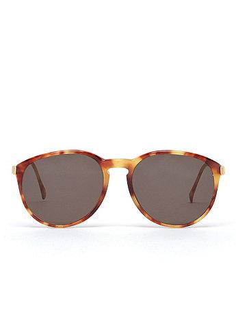 Vintage Jacques Fath Tortoise Shell Sunglasses