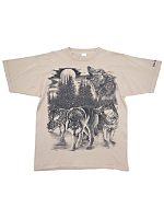 Vintage Lake George Wolf Pack T-shirt