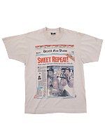 Vintage Detroit Pistons Sweet Repeat T-shirt