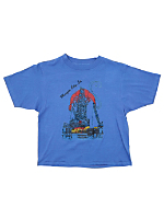 Vintage Morgan City, Louisiana Cropped T-shirt