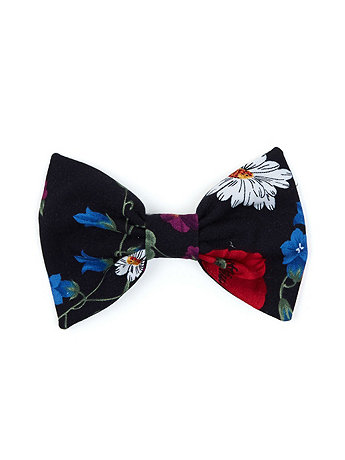 California Select Originals Floral Bow Hair Clip