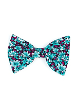 California Select Originals Bright Floral Bow Hair Clip