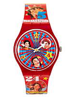 Vintage Swatch Latinas Watch