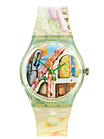 Vintage Swatch Le Chat Botte Watch