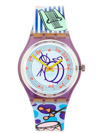Vintage Swatch Tuba Watch