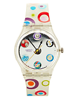 Vintage Swatch Lens Heaven Watch