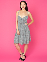 California Select Originals Sweetheart Dress