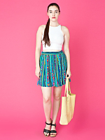 California Select Originals Mini Skirt