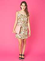 California Select Originals Mini Tea Dress
