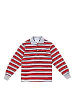 Vintage Kids' Izod Long-Sleeve Polo Shirt