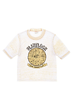 Vintage Flintlock High Adventure Cropped T-shirt