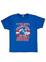 Vintage New York Giants Super Bowl Champions T-shirt