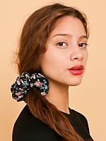California Select Originals Ditsy Floral Scrunchie
