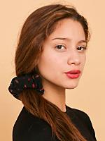 California Select Originals Mini Paisley Scrunchie
