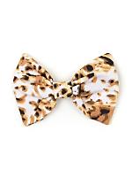 California Select Originals Animal Print Bow Hair Clip