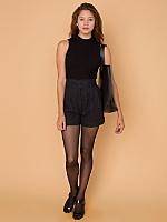 California Select Originals Cuffed Wool Shorts